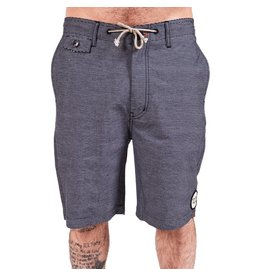 Roark Roark Vagabond Grey Stripes Shorts Mens
