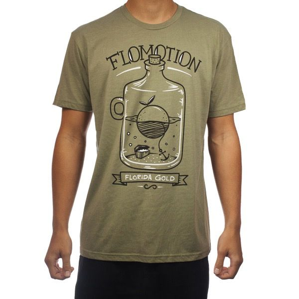 Flomotion Flomotion Bottle Tee Mens