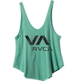 RVCA RVCA Island VA Drape Tank Top Seagrass Womens