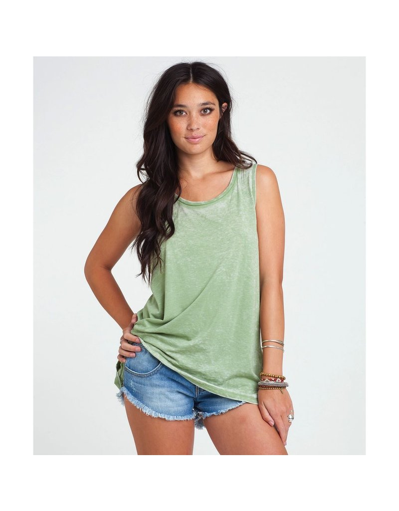 Billabong Billabong Essential Muscle Tee Womens