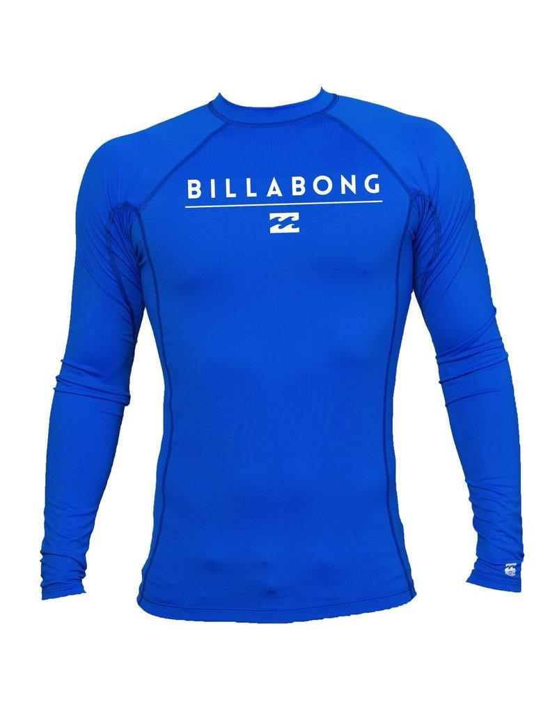 Billabong Billabong All Day Long Sleeve Rashguard Mens