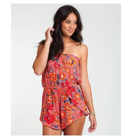 Billabong Billabong Aloha Yo Desert Bloom Romper Womens