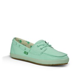 Sanuk Sanuk Sailaway 2 Shoes Womens Mint