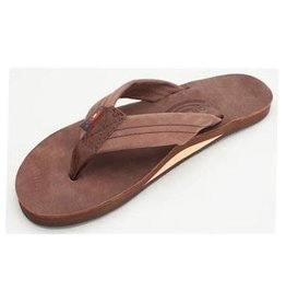 Rainbow Rainbow Sandals Single Layer Premier Leather with Arch Support eXpresso Womens