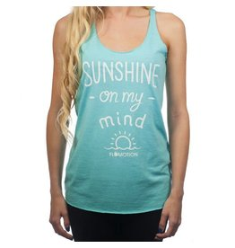 Flomotion Flomotion Sunshine Racerback Tank Top Womens