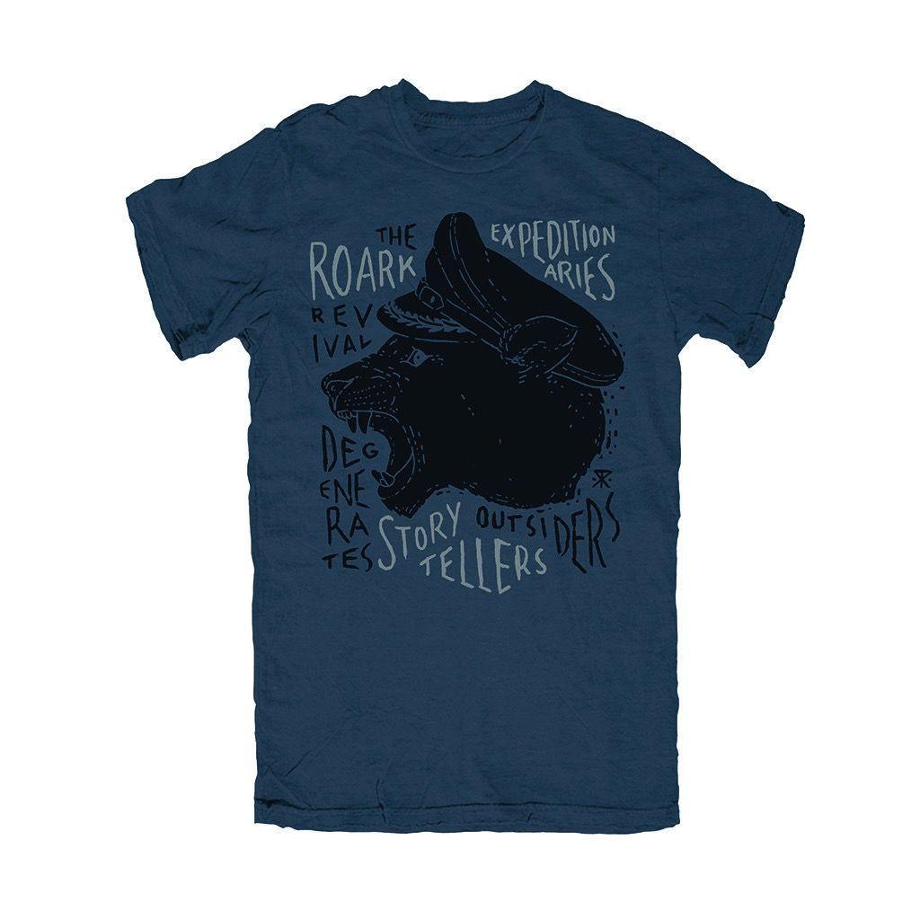 Roark Roark The Captain T-Shirt Mens