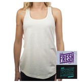 Flomotion Flomotion Fresh Tank Top Glow in the Dark UV Activated Ink Womens