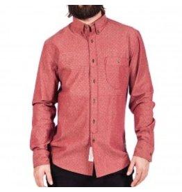 Roark Roark Fiskur Woven Shirt L/S Button Up Mens