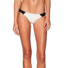 Amuse Society Amuse Society Azalea Quilted Skimpy Bikini Bottom Womens