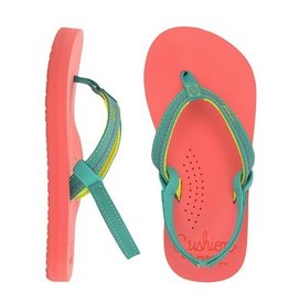 Reef Reef Little Stitched Cushion Sandals Kids