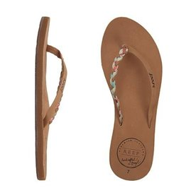 Reef Reef Premium Twyst Sandals Leather Girls