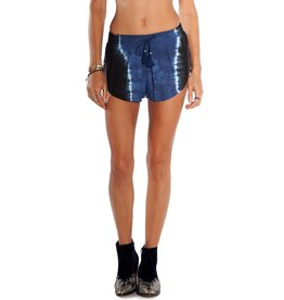 Amuse Society Amuse Society Knox Short Faded Indigo Womens