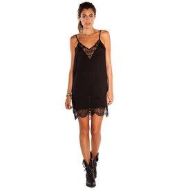 Amuse Society Amuse Society Poppy Dress Black Sands Womens