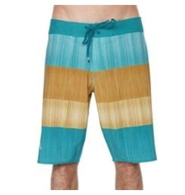 "RVCA RVCA Transmission 21"" Azulejo Blue Boardshorts Mens Swimwear"