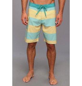 "RVCA RVCA Civil Stripe 20"" Trunk Boardshorts Mens Swimwear"