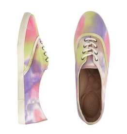 Reef Reef Ocean Mist 2 Slip On Flat Shoe Tie Dye Womens