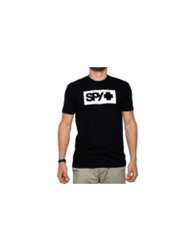 Spy Optic Spy Corpo Box S/S Tee Shirt Black Guys