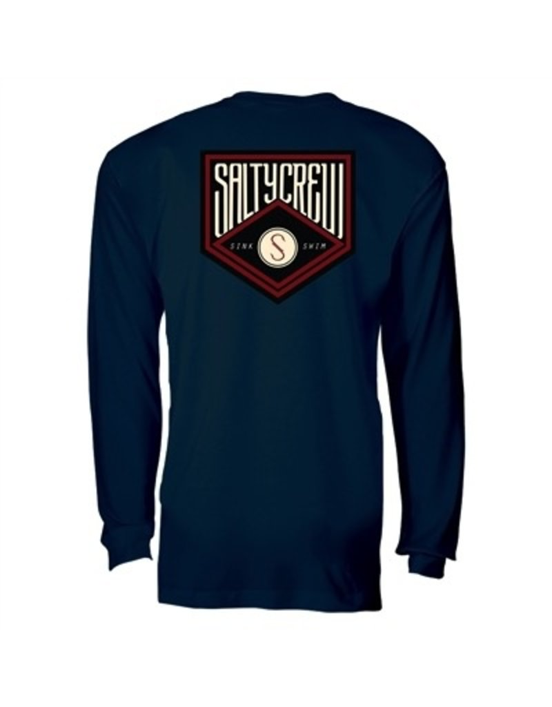 Salty Crew Salty Crew Shackle Long Sleeve Shirt