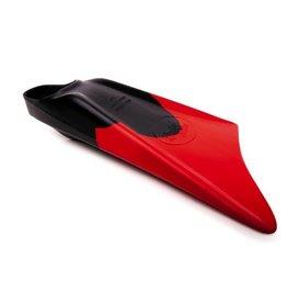 FCS Limited Edition Swim Fins Matt Lackey Black / Red