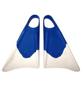 FCS Limited Edition Swim Fins Blue Ice
