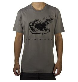 Flomotion Flomotion Local Crew Gator Tee Mens
