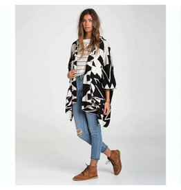 Billabong Billabong Enchanted Ways Poncho Womens