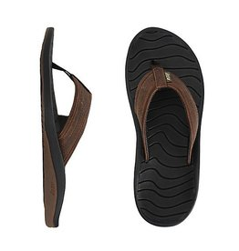 Reef Reef Swellular Cushion LE Mens Leather Sandals