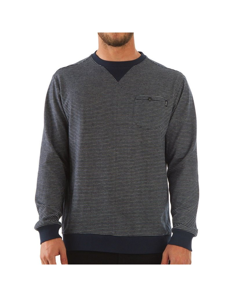 Roark Roark Revival LT. Momo Fleece Long Sleeve Mens