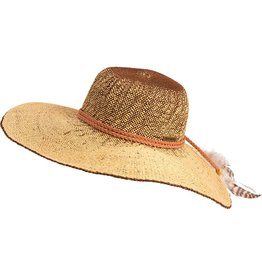Billabong Billabong Saltwater Sunset Straw Hat Womens JAHTESAL