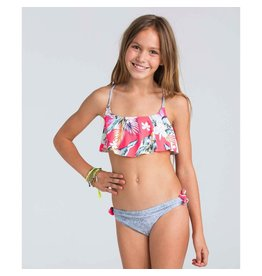 Billabong Billabong Girls Aloya Yo Flounce Swimwear