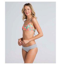 Billabong Billabong Desert Ties Halter Reversible Bikini Top Womens