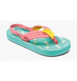 Reef Reef Little Ahi Fruits Girls Sandals