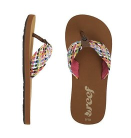 Reef Reef Little Mallory Scrunch Gilrs Sandals