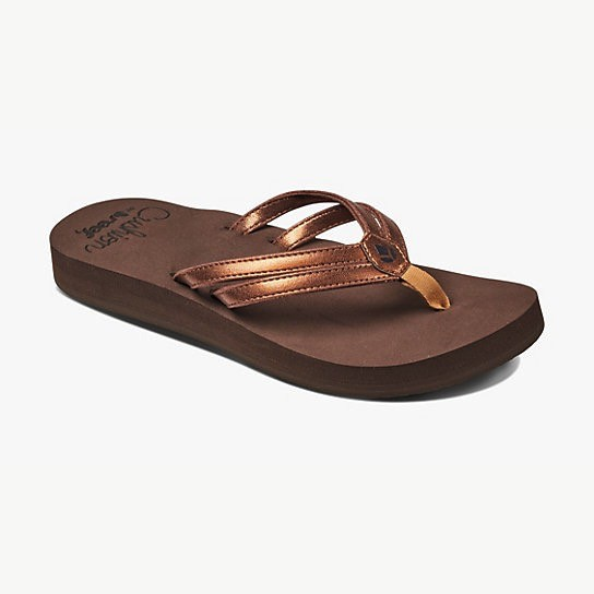fd5fad9fed00b1 Reef Reef Cushion Twin Arch Support Sandals Womens - The Pit Surf Shop