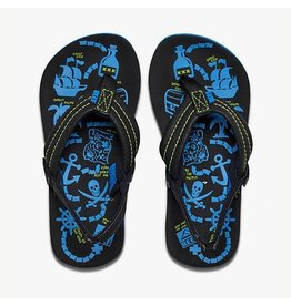 Reef Reef Ahi Glow Kids Sandals