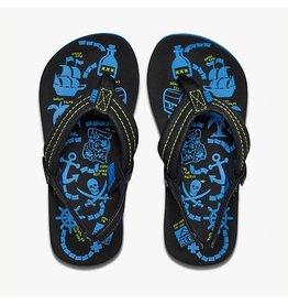 Reef Reef Ahi Glow Kids Sandals