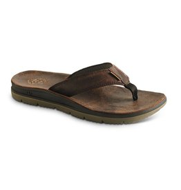Freewaters Freewaters Tallboy Leather Sandals Brown Mens