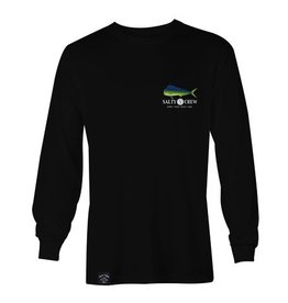 Salty Crew Salty Crew MAHI FISH TECH L/S Shirt