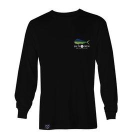 Salty Crew Salty Crew MAHI FISH TECH L/S Shirt