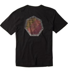 Vissla Vissla Heat Wave Tee Black Mens