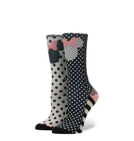 Stance Stance Sprinkled Minnie Disney Women's Socks