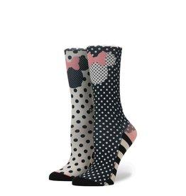 Stance Stance Sprinkled Minnie Disney Womens Socks