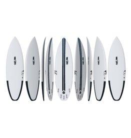 JS Industries JS HYFI Blak Box 2 5'10 Short board Surfboard