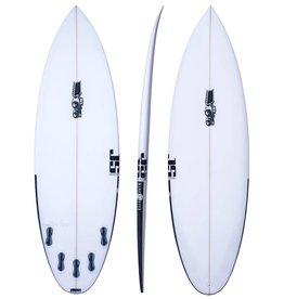 JS Industries JS 5'9 Blak Box 2 Round Tail Short Board Surfboard