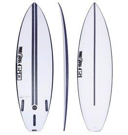 """JS Industries JS Monsta Box Squash Tail HyFi 5'11"""" x 19 1/2"""" x 2 7/16"""" x 29.7 Litres FCS II Short Board Surfboard"""