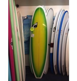 WRV 7'6 WRV Fun Shape Surfboard