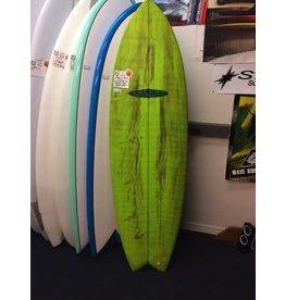 """AHLERS Ahlers 6'0"""" Fish Surfboard"""