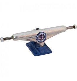 NHS Independent 139 Stage 11 Hollow Grant Taylor Silver Blue Standard Skate Trucks