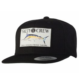 Salty Crew Salty Crew Billfish Patched Hat