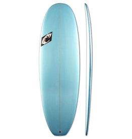 WRV WRV Doyle Mini Long 5'8 Short Board Surfboard